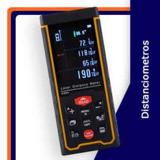 Distanciómetros